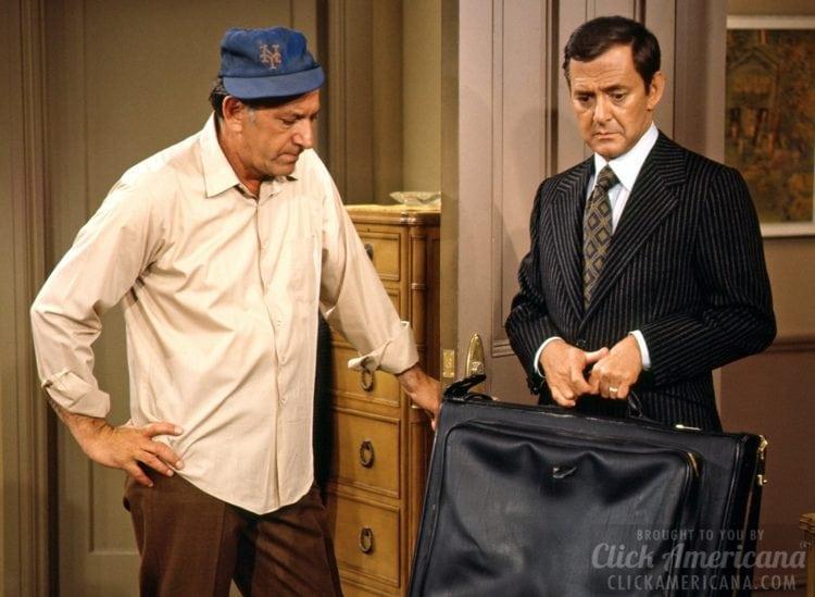 The Odd Couple Jack Klugman and Tony Randall