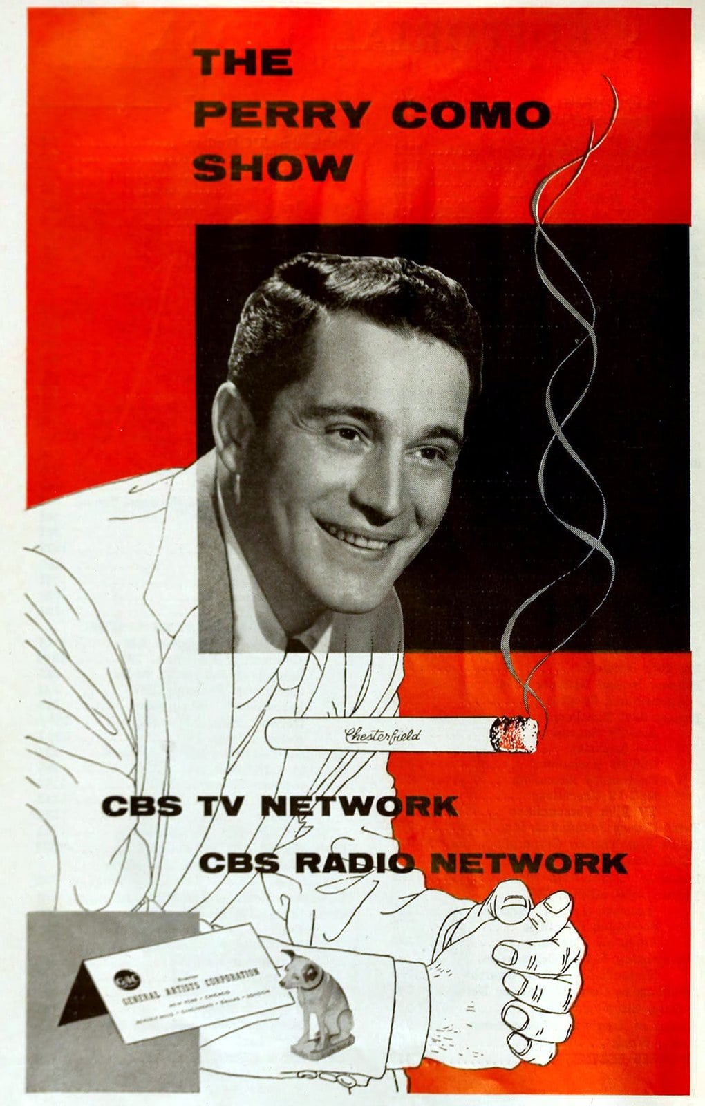 The Perry Como show - CBS radio (1955)