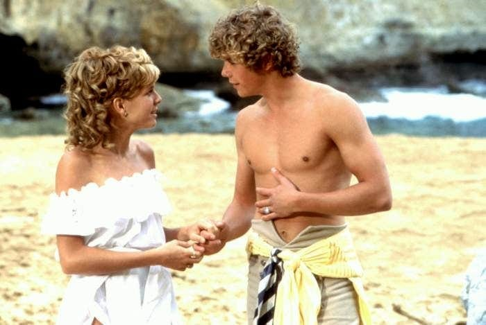 Kristy & Christopher Atkins in The Pirate Movie