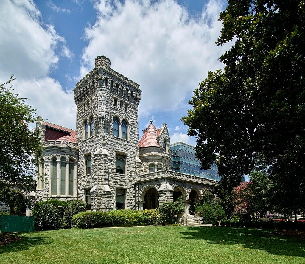 The Rhodes Hall mansion in Atlanta Georgia