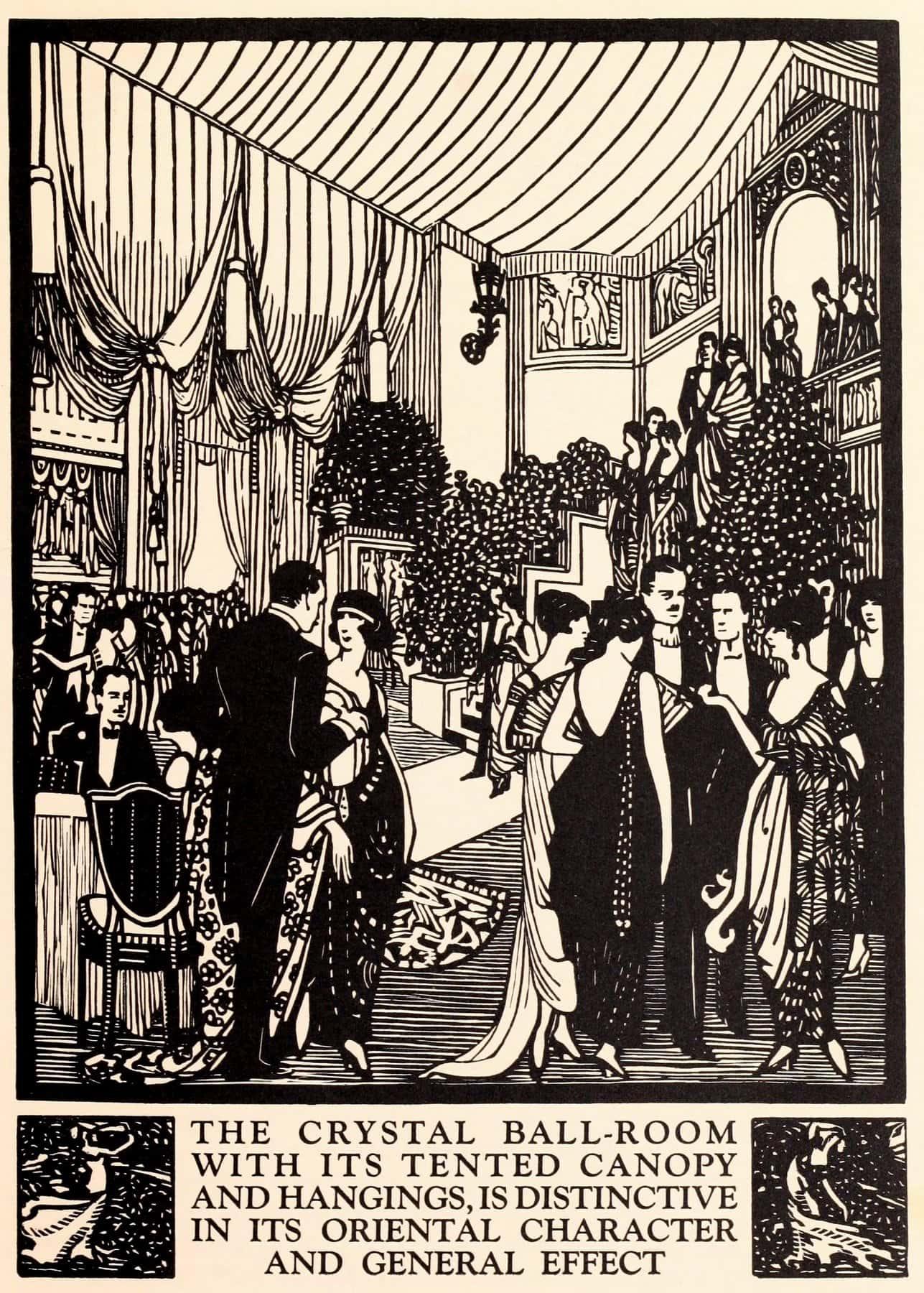The Ritz-Carlton Hotel booklet from 1919 (6) - ClickAmericana com