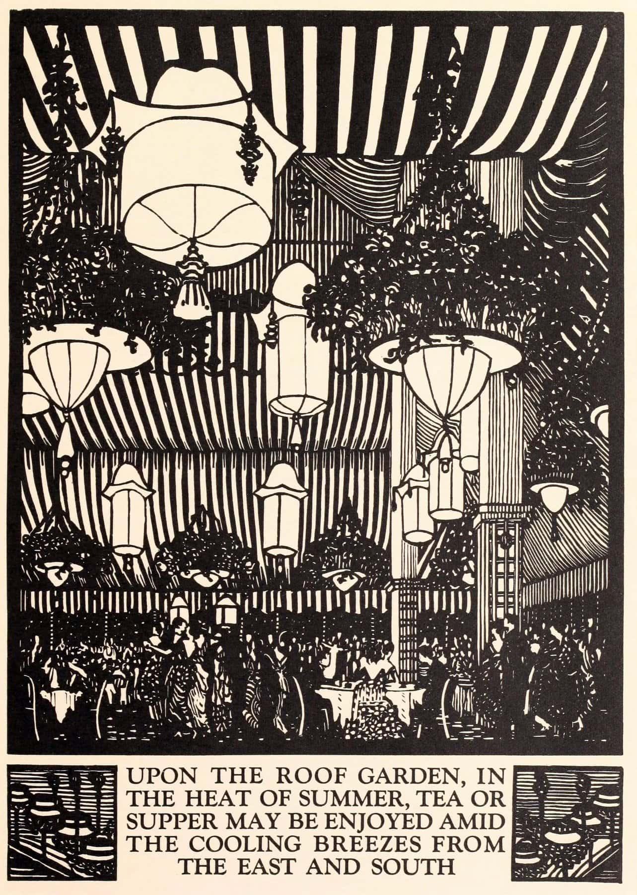 The Ritz-Carlton Hotel booklet from 1919 (7) - ClickAmericana com