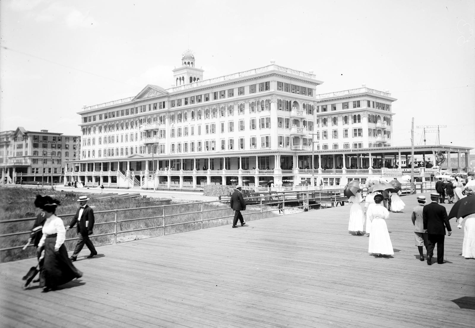 The Rudolf, Atlantic City (1905)