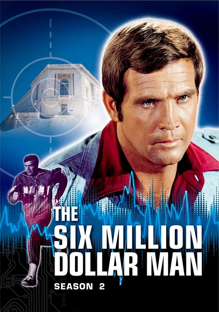 The Six Million Dollar Man Season 2