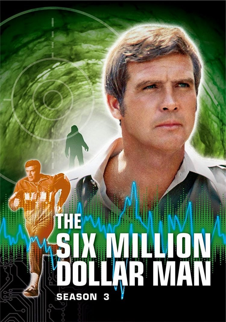The Six Million Dollar Man Season 3