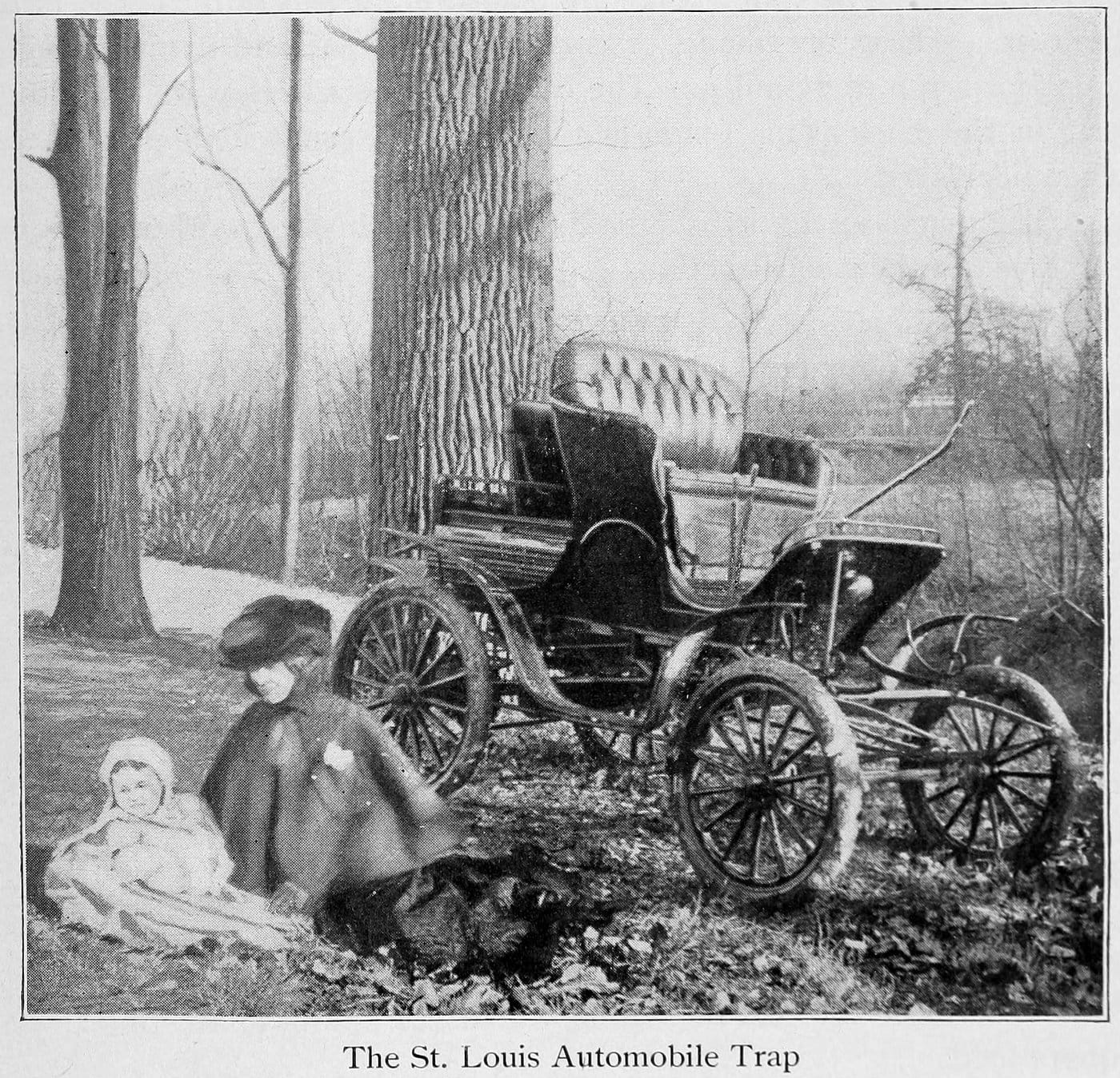 The St. Louis Automobile Trap (1901)