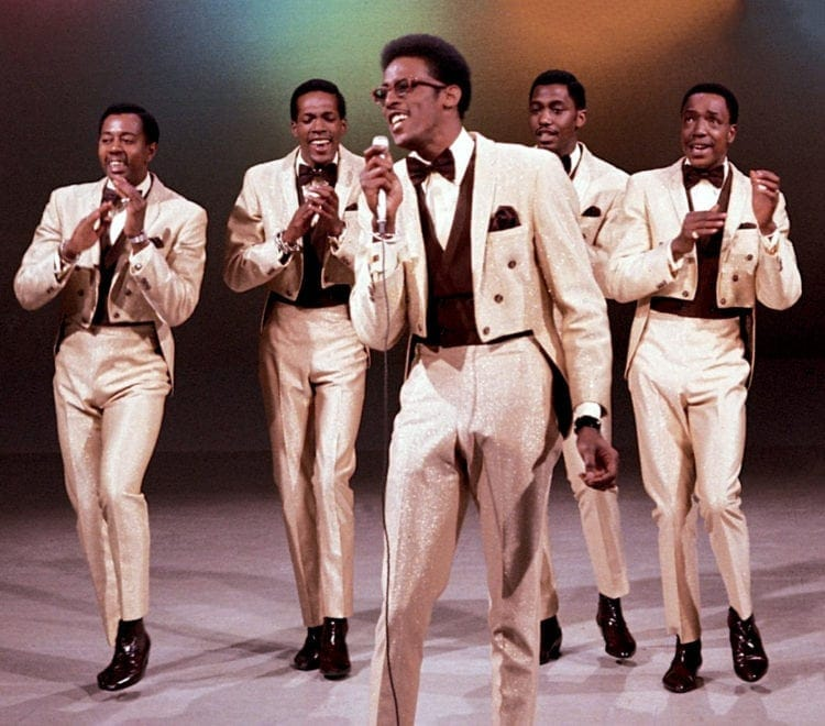 The Temptations - 1960s 1970s
