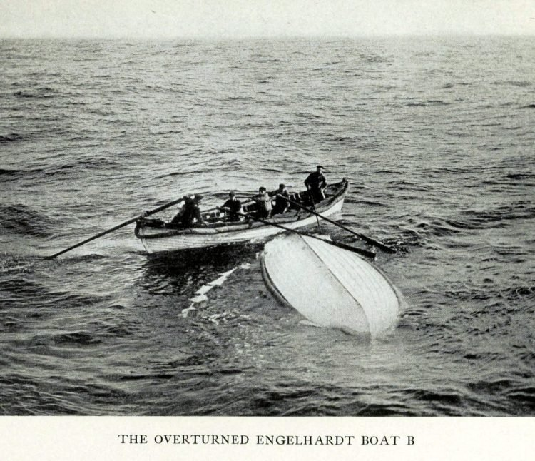The Titanic sinking aftermath (4)