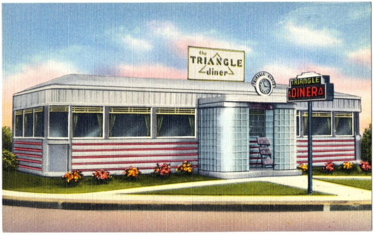 The Triangle Diner