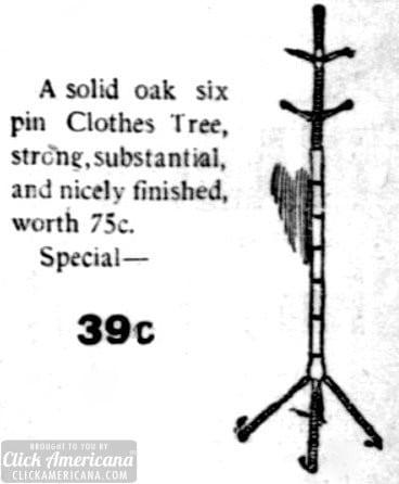 Clothes trees for the kiddies (1915)