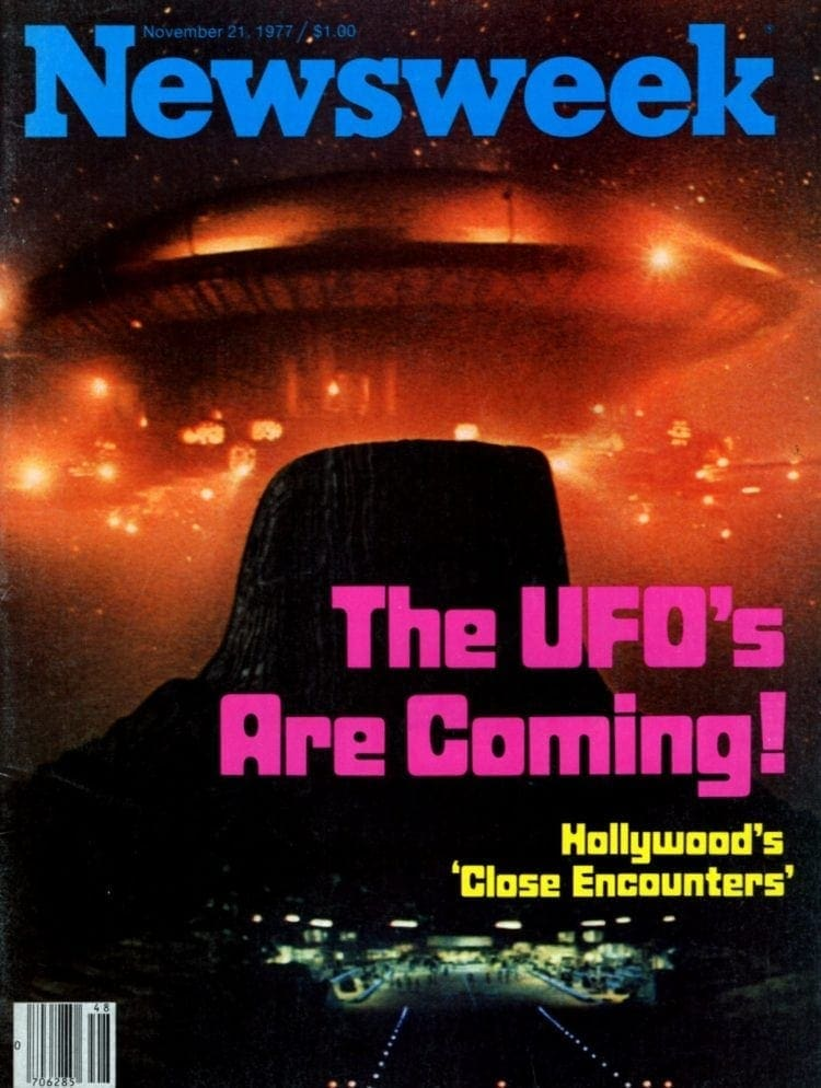 The aliens are coming - Close Encounters of the Third Kind movie (2)