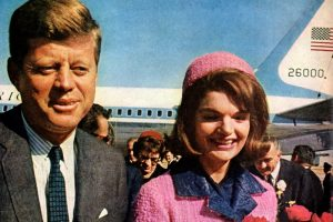The assassination of President Kennedy 1963