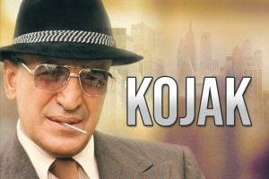 The classic Kojak TV show