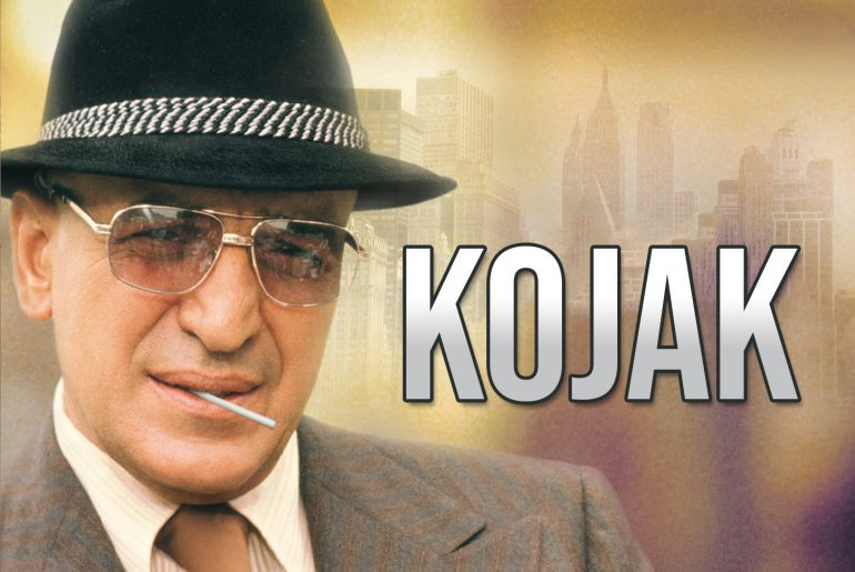 The classic Kojak TV show