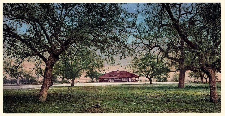 The country club, Pasadena