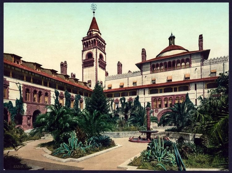 The court in the Ponce De Leon Florida