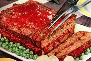 The famous 15-minute meatloaf recipe (1955)