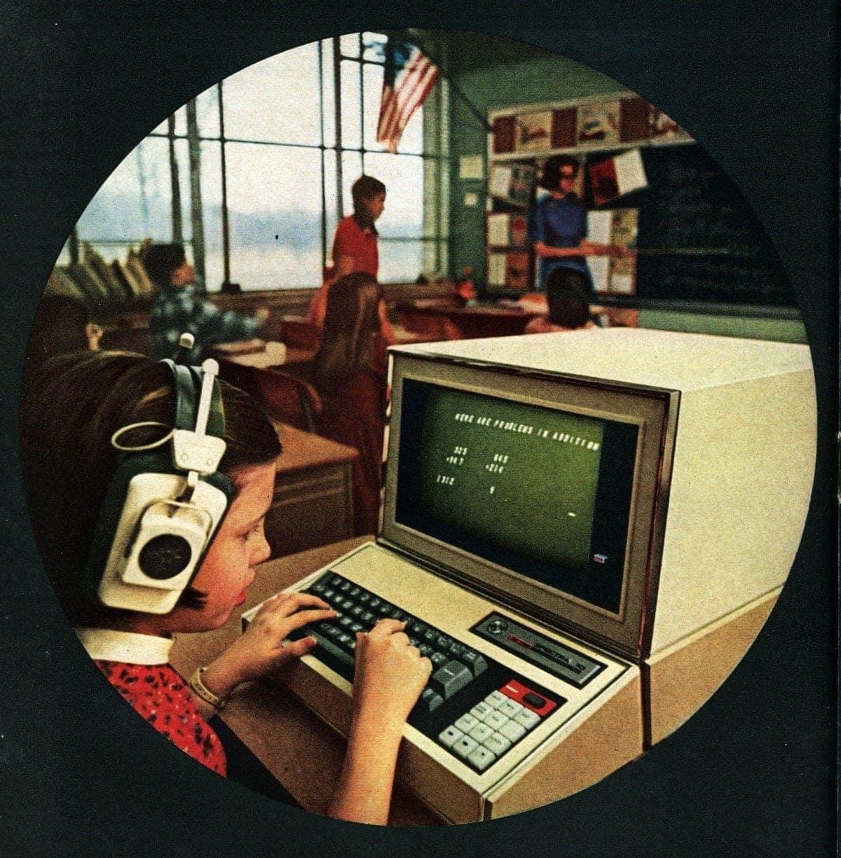 The future of the computer age (1967) - Click Americana