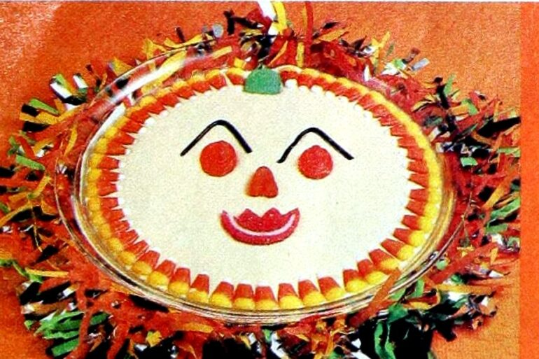 great marshmallow pumpkin