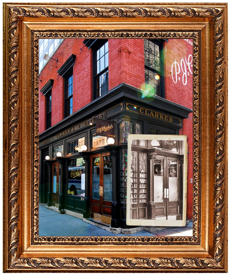 The history of PJ Clarke's in NYC