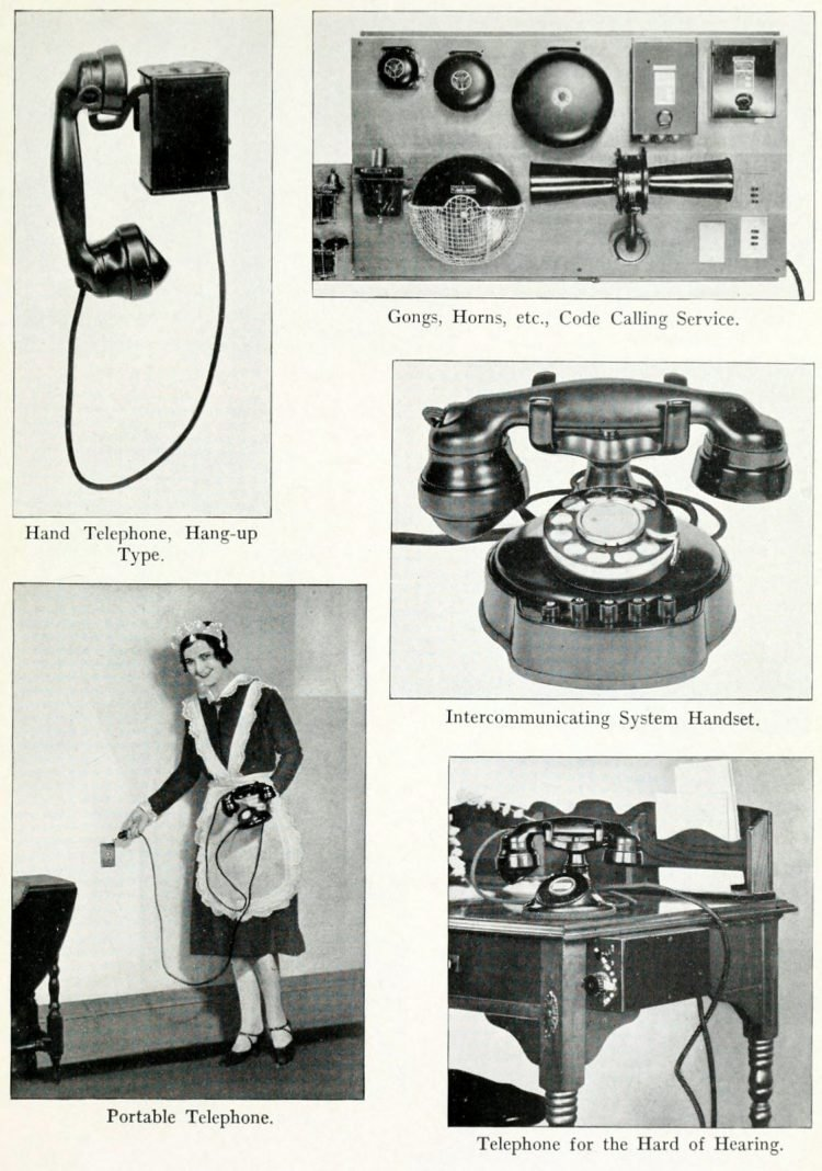The history of the telephone - Early phone models (3)