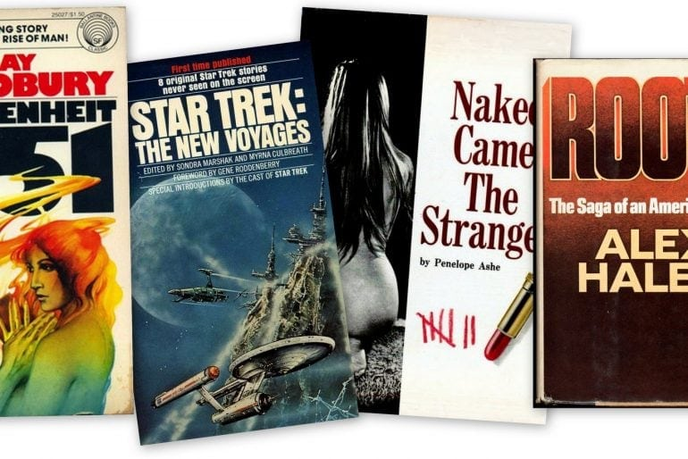 The hottest books published in 1976