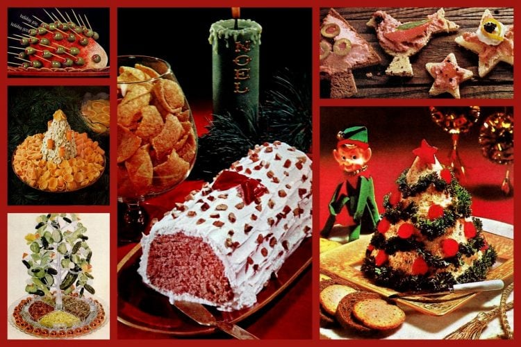 The kitschy, the bad and the ugly vintage Christmas party appetizers you don't see much anymore