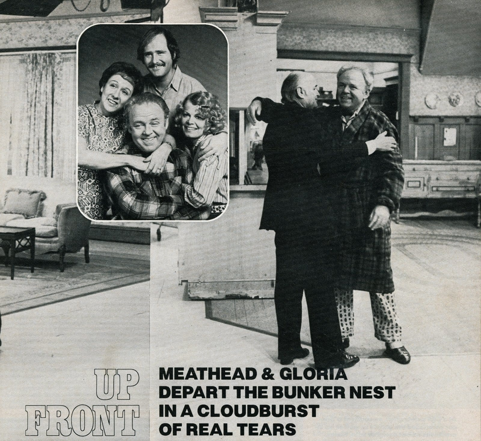 The last 'All in the Family' with the original cast in 1978 (1)