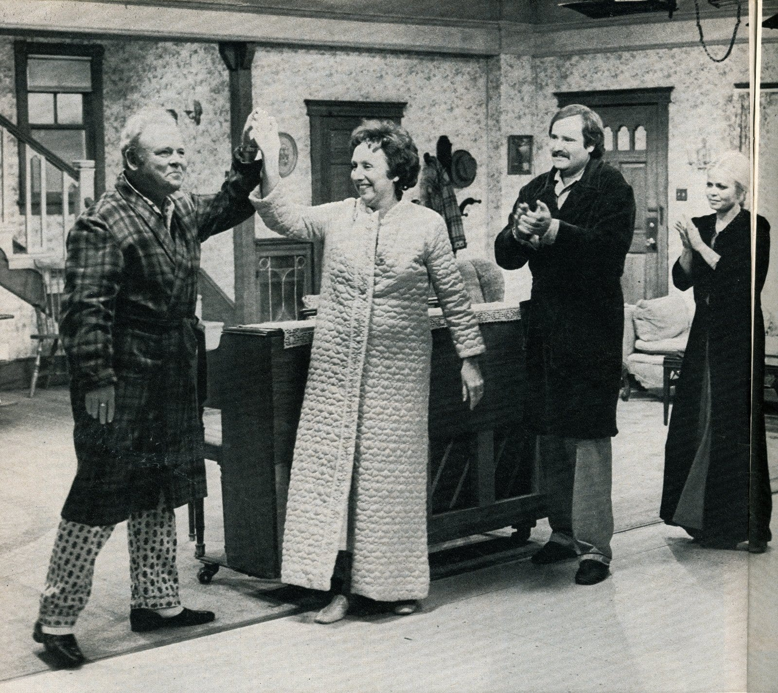 The last 'All in the Family' with the original cast in 1978 (2)