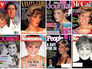 The life of Princess Diana, as we watched her royal story unfold from 1981-1997