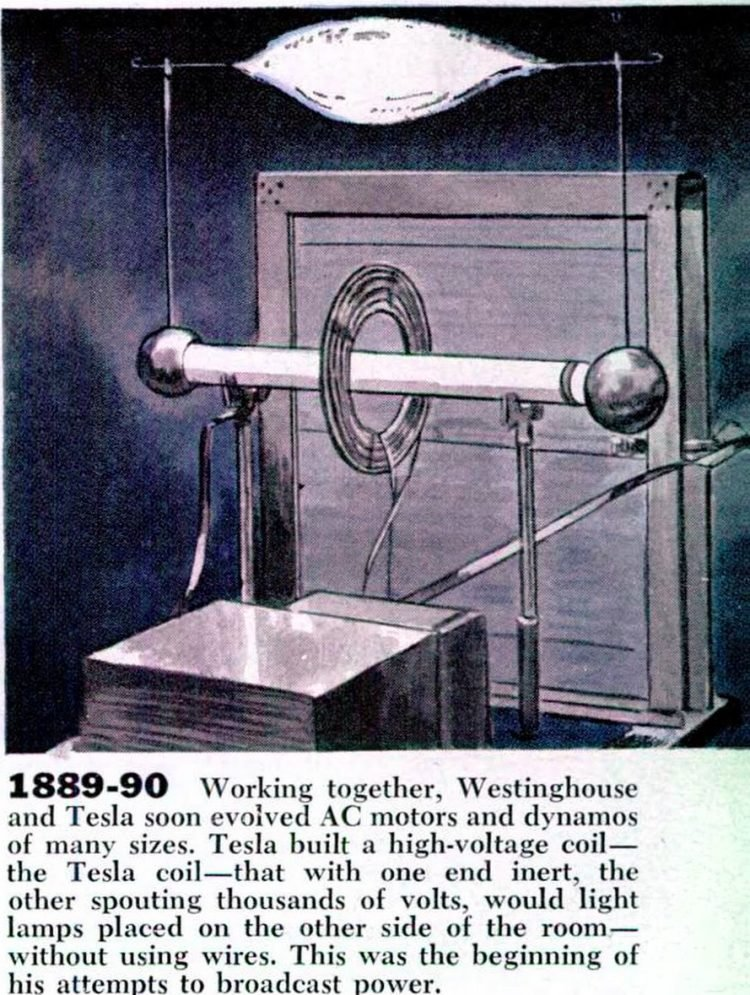 The life story of genius Nikola Tesla - From 1956 (1)