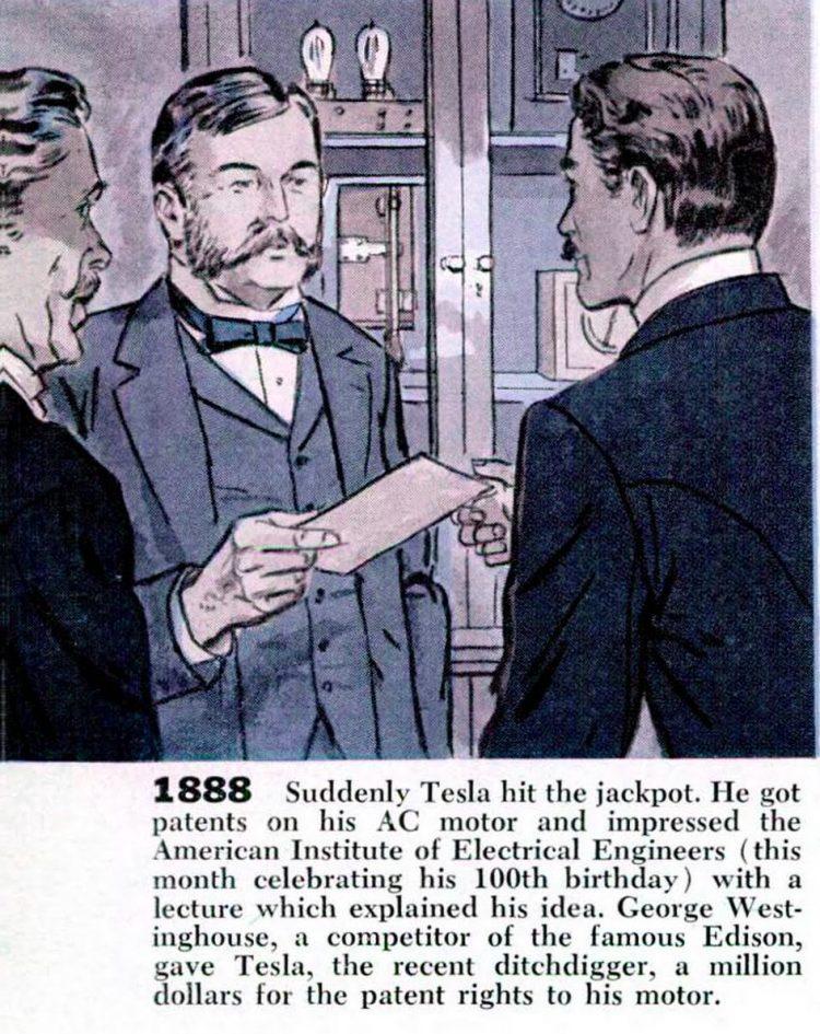The life story of genius Nikola Tesla - From 1956 (3)