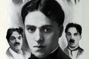 The many faces of Charles Chaplin during his Keystone film days