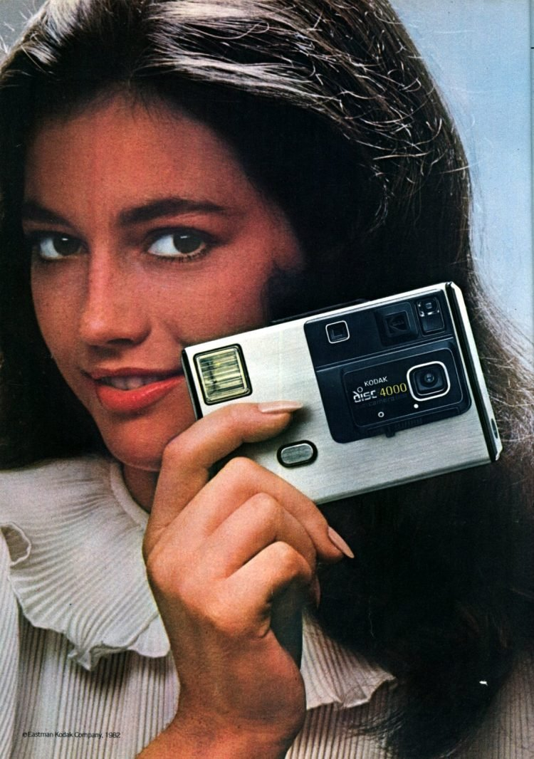 The new Kodak disc camera introduction - June 1982 (1)