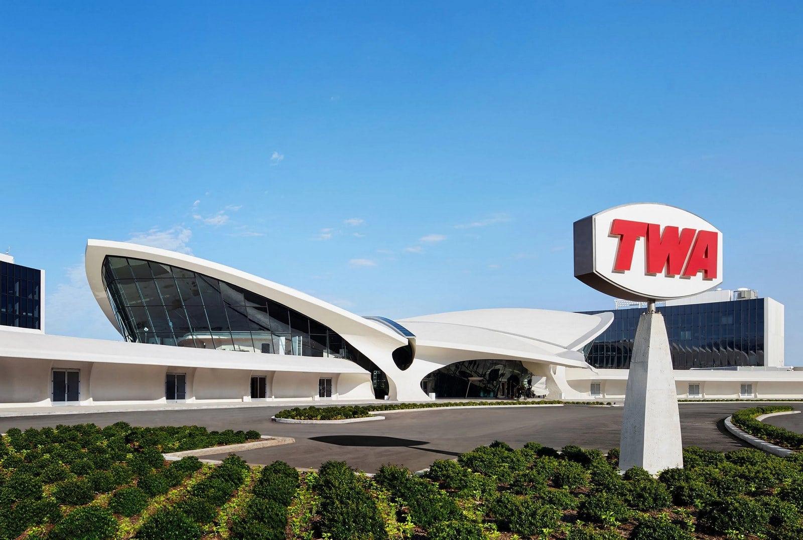 The new TWA Hotel