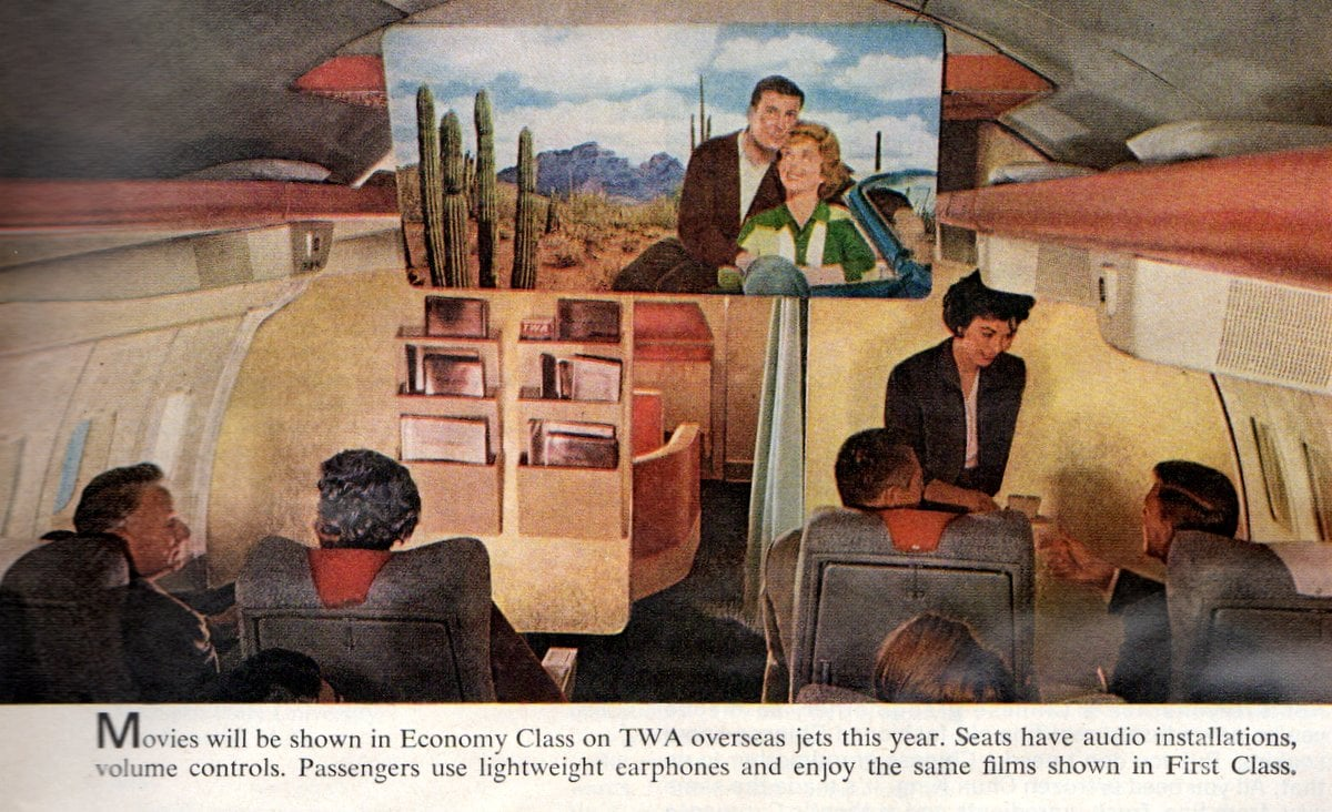 The new look of TWA airlines 1963 (2)