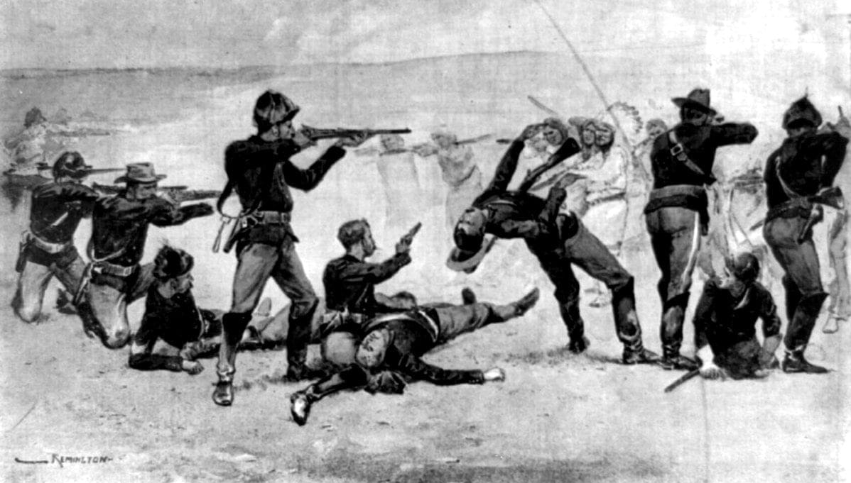 Battlefield report: Wounded Knee Massacre (1890)