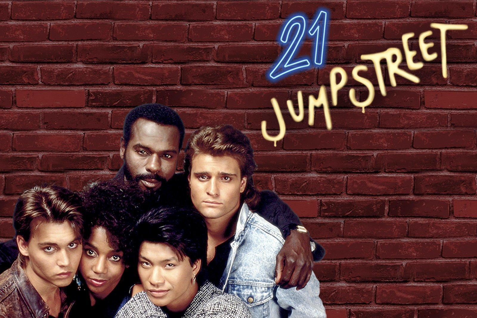 The original 21 Jump Street TV series