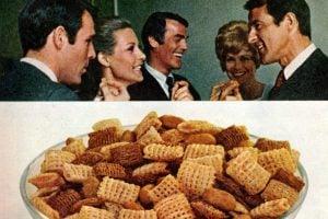 The original Chex party mix recipe