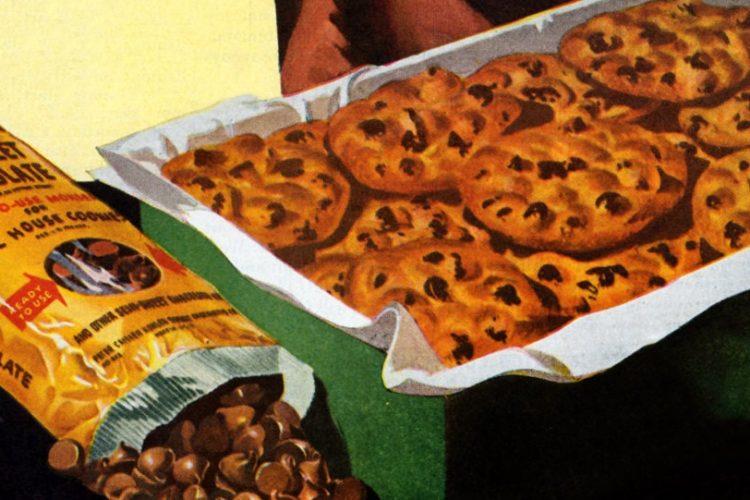 The Original Toll House Cookie Recipe 1939 Click Americana