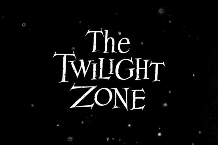 The original Twilight Zone title logo