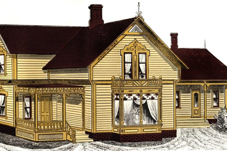 The perfect Victorian furniture that made a house a home (1887)