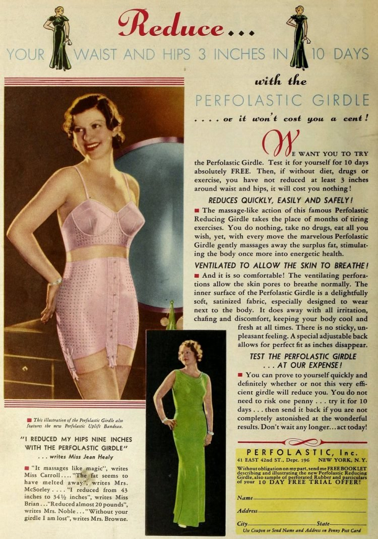 The perfect body 30s-style (3)