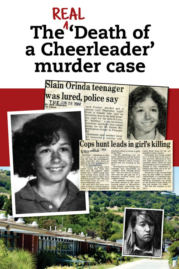 The real death of a cheerleader story (1985) - Page 3 of 3