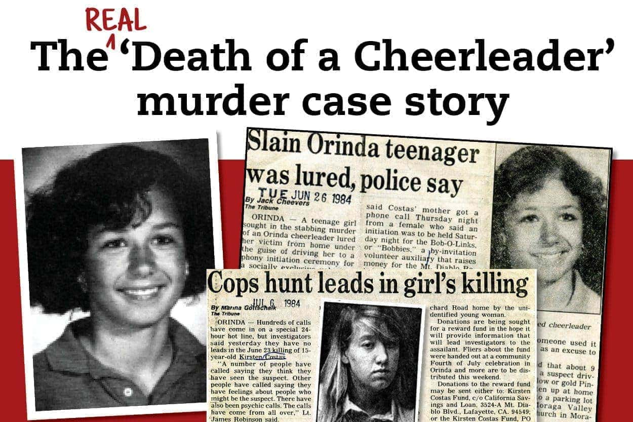 The real death of a cheerleader story (1985)