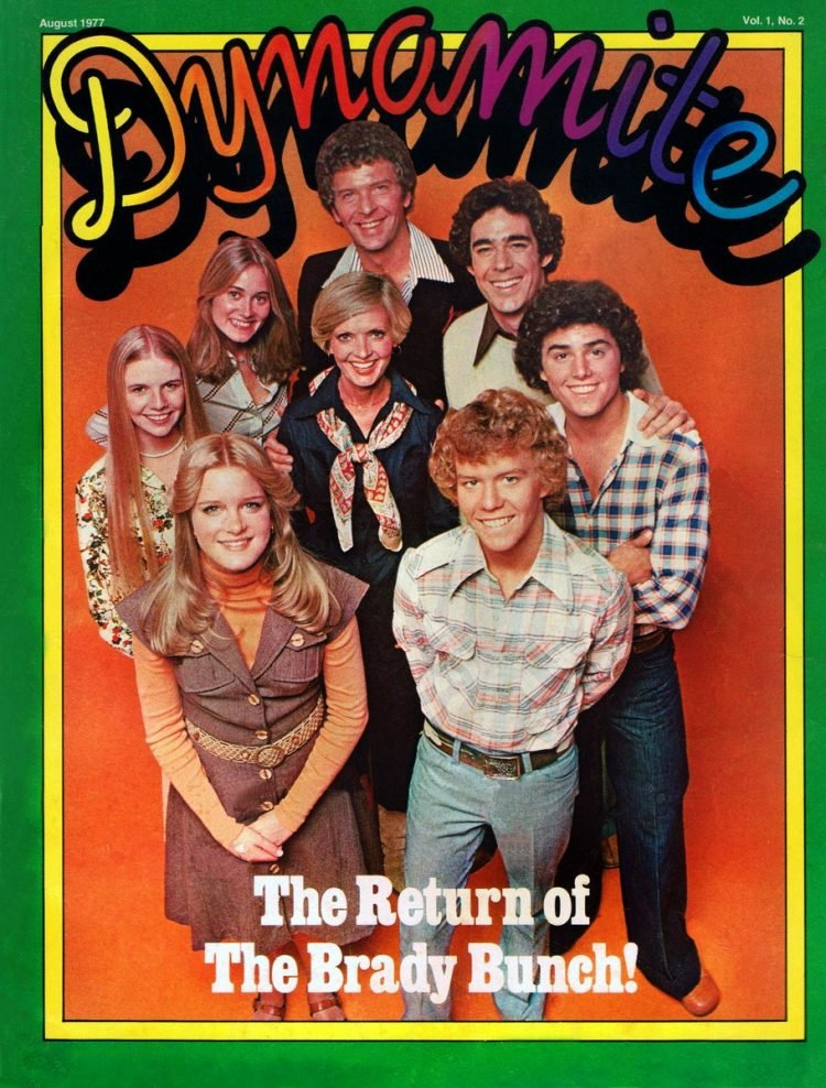 The return of the Brady Bunch - Dynamite 1977