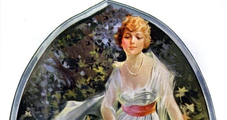 The secret of a beautiful neck (1918)