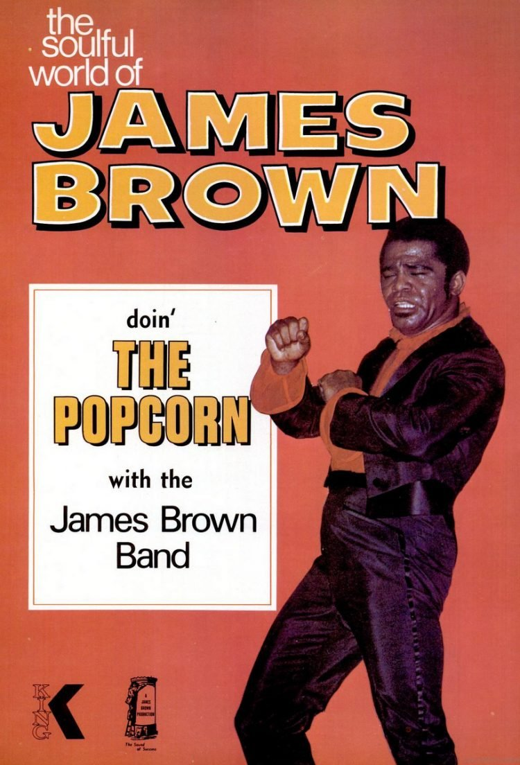 The soulful world of James Brown (1969)