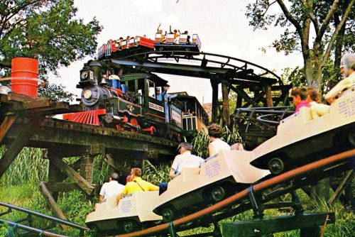 The story of Six Flags over Texas amusement park