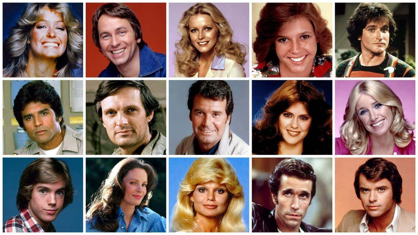 The top TV personalities, according to teenagers (1979)
